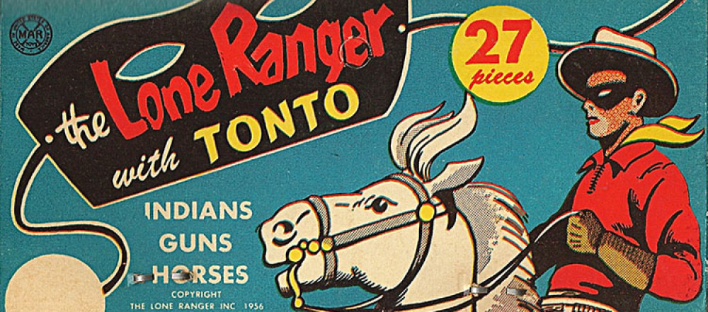 Lone Ranger Toys